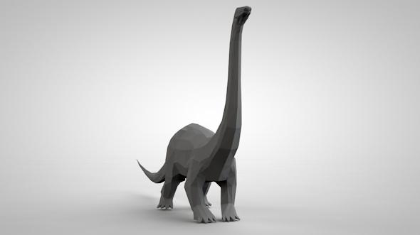 3DOcean Dinasaur 11660697
