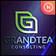 Grand Tea - Abstract Letter G - GraphicRiver Item for Sale