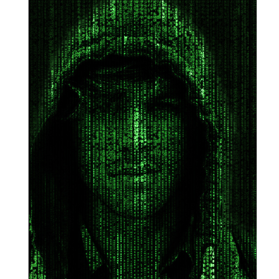 Matrix Rain Ps Effect By Jagaamgl Graphicriver