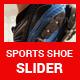 Sports Shoe Slider - GraphicRiver Item for Sale