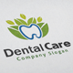 Dental Care Logo - GraphicRiver Item for Sale