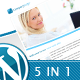 RT-Theme 9 / Business Theme 5 in 1 For WordPress  Free Download