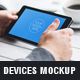 Responsive Devices Mockup v.3 - GraphicRiver Item for Sale