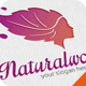 Natural Woman Logo - GraphicRiver Item for Sale