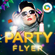 Party Flyer Template - GraphicRiver Item for Sale
