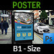 Print Shop Poster Template - GraphicRiver Item for Sale