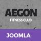 Aegon | Responsive Gym/Fitness Club Joomla Templat - Miscellaneous Joomla
