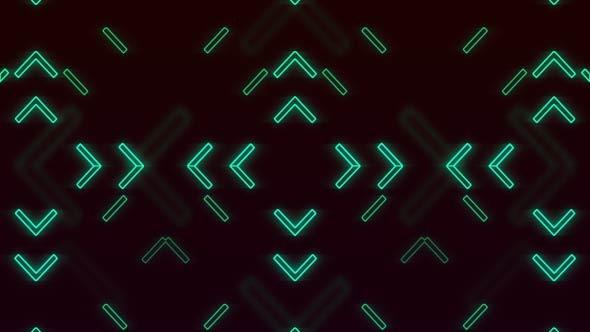 VJ Neon Lights