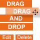 GS Customizable Drag and Drop