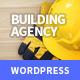 Building Agency - Construction WordPress Theme - ThemeForest Item for Sale