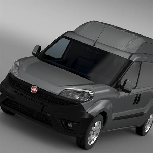 Fiat Doblo XL (263) 2015 - 3DOcean Item for Sale