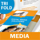 Communication Trifold Brochure - GraphicRiver Item for Sale