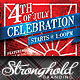 4th of July Event Flyer Template - GraphicRiver Item for Sale