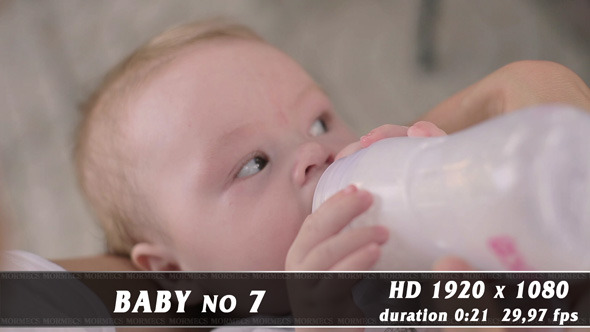 VideoHive Baby No.7 11675605