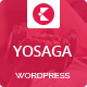 Yosaga WordPress theme