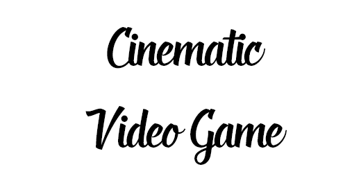 Advertising, Cinematic and Video-Game