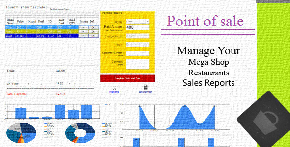 Point Of Sale System (POS)