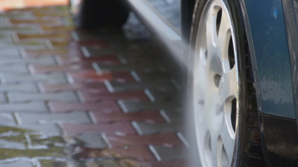 Washing Wheels