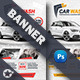 Car Wash Banner Templates - GraphicRiver Item for Sale