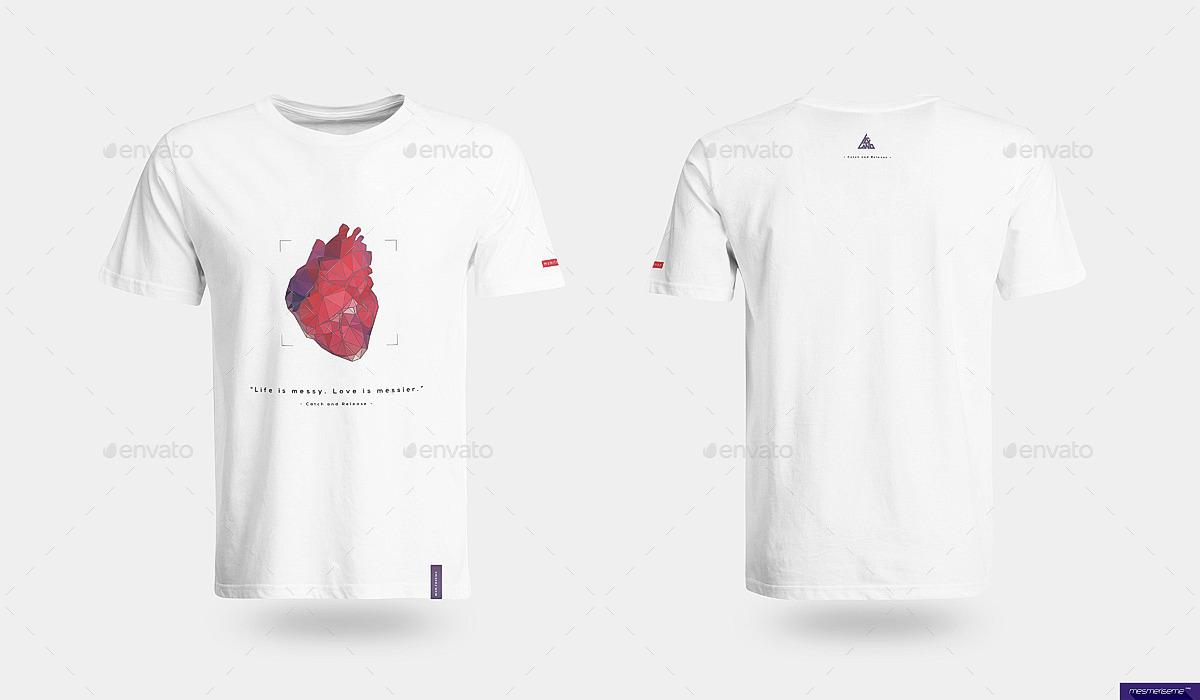 T shirt generator 7 in 1 mock up by mesmeriseme pro for Mockup generator t shirt