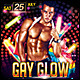 Gay Glow Poster/Flyer