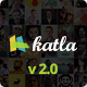 Katla - User Generated Content Theme - ThemeForest Item for Sale