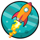 Broken Rocket - Leaders + IAP + Admob + Share