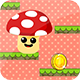 Mushroom Fall - HTML5 Game - CodeCanyon Item for Sale