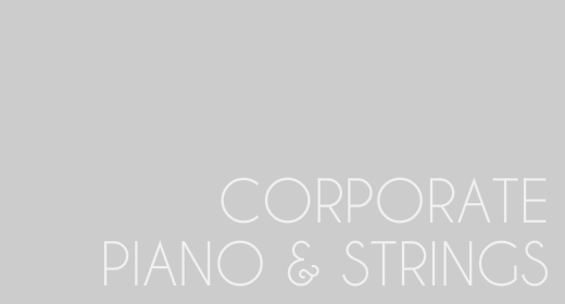 Corporate Piano & Strings