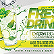 Fresh Drinks Flyer - GraphicRiver Item for Sale