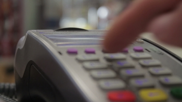 VideoHive Payment Terminal Report 93 11686152