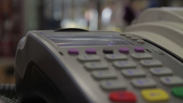 VideoHive Payment Terminal Report 93 11686153