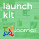Launchkit Landing Page Marketing Joomla Template - ThemeForest Item for Sale