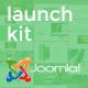 Launchkit Landing Page Marketing Joomla Template