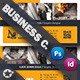 Construction Business Card Templates - GraphicRiver Item for Sale