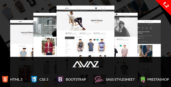 Download SNS Avaz - Responsive Prestashop Theme nulled download
