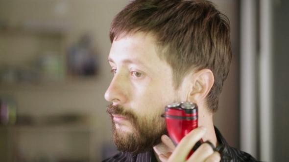 Shaving Beards