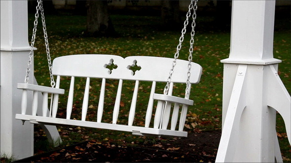 VideoHive Bench Swing and Tree Branch 11691234