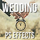 Wedding Photoshop Actions - GraphicRiver Item for Sale