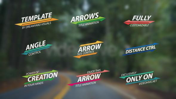 Summer Arrow Titles
