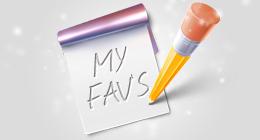 My Favorite Items!