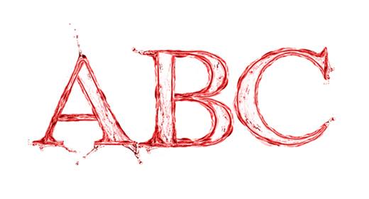 Alphabet Splash Wine