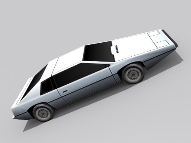3DOcean Lotus Esprit 1174231