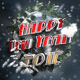Greetings Card Merry Christmas Or Happy New Year - GraphicRiver Item for Sale