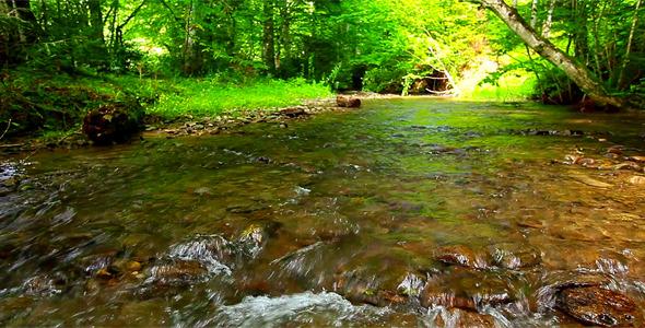 Mountain Stream 16