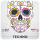 Techno - Flyer [Vol.7] - GraphicRiver Item for Sale