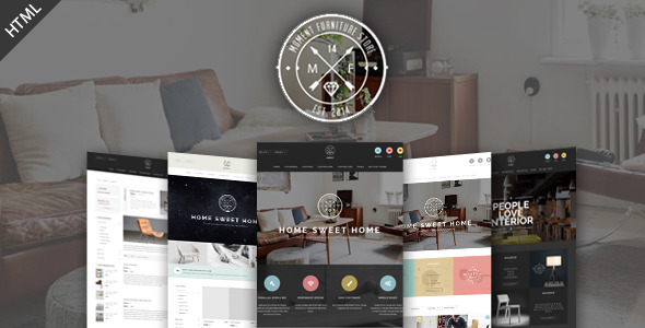 ThemeForest Moment Supreme Furniture Template 11605462