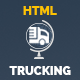 Trucking-Transportation & Logistics HTML Template - ThemeForest Item for Sale