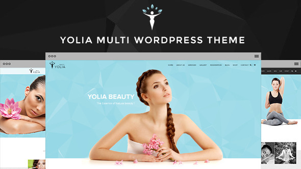 26 - Yolia - Beauty Spa WordPress Theme