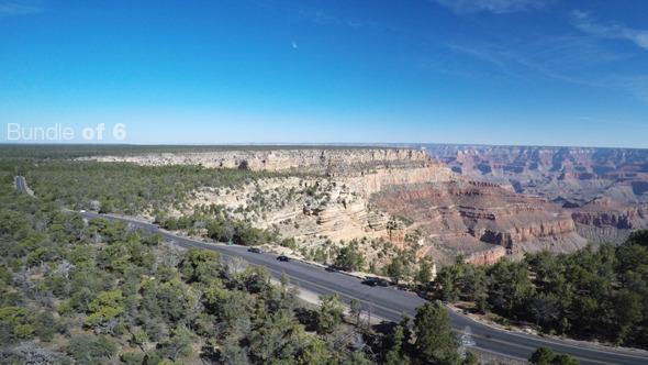 Grand Canyon Aerials